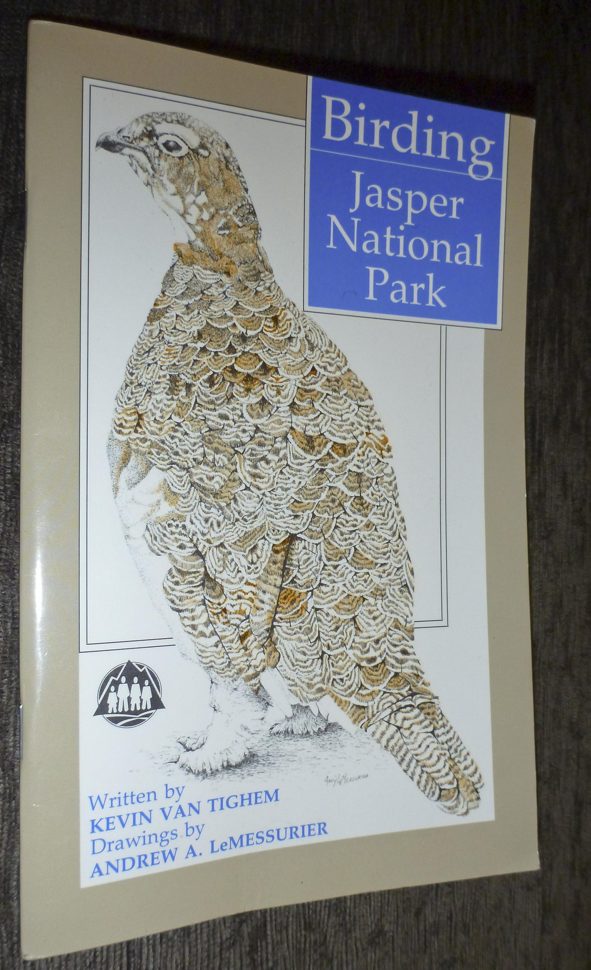 Birding Jasper National Park