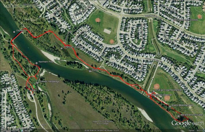 Mallard Point Map